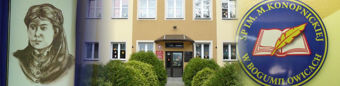 Szkoła Podstawowa im. Marii Konopnickiej w Bogumiłowicach