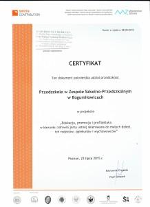 certyfikat -1
