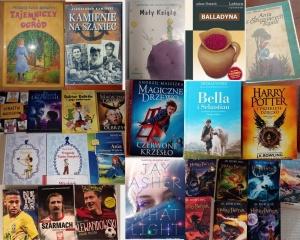 Nasze ulubione pozycje książkowe!